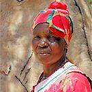THE VENDA WOMAN, TRADITIONAL DRESS by Magriet Meintjes