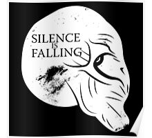 Silence is Falling Poster