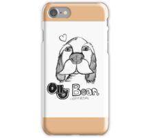 OllyBear the Cocker Spaniel iPhone Case/Skin