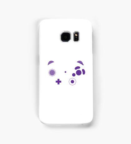 Gamecube Controller Buttons - Purple Samsung Galaxy Case/Skin