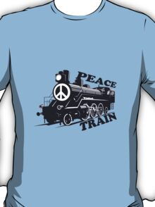 Cat Stevens - Peace Train is coming T-Shirt
