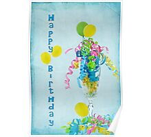 Birthday Happiness Poster