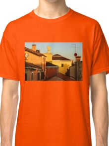 Impressions of Venice - Choose a Hotel With a Roof Terrace  Classic T-Shirt