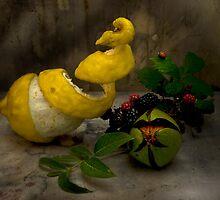 Lemon and Walnut by Gazart