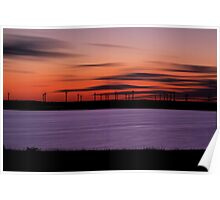 The Windfarm Poster