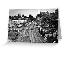 boulevard of dreams Greeting Card