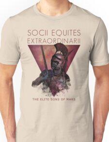 socii equites extraordinarii Unisex T-Shirt