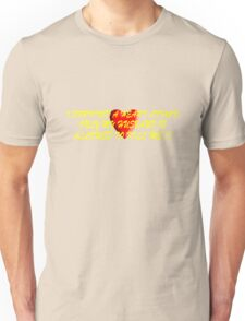 I survived a heart attack geek funny nerd Unisex T-Shirt
