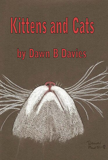 My Kittens and Cats E-Book by Dawn B Davies-McIninch