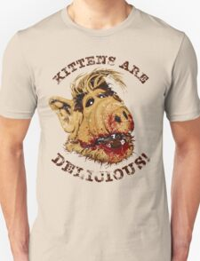 Kittens Are Delicious! T-Shirt