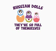 Russian Dolls Unisex T-Shirt