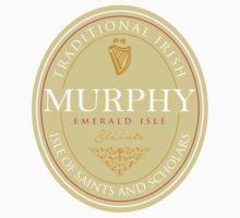 Irish Names Murphy Kids Clothes