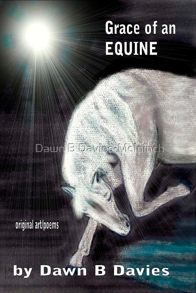 Grace of an Equine by Dawn B Davies-McIninch