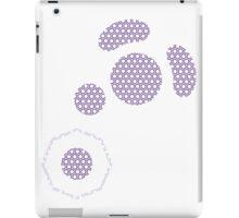 Gamecube Controller Button Symbol - Purple Hexagon iPad Case/Skin