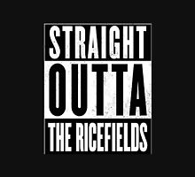 Straight Outta the Ricefields Unisex T-Shirt