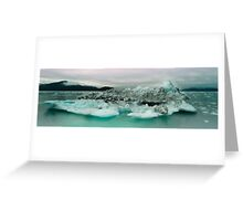 Columbia Bay Greeting Card