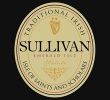 Irish Names Sullivan by thehappyiceman7