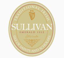Irish Names Sullivan Kids Clothes