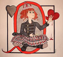 Queen of Hearts by Lenora Brown
