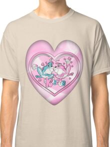 Little Frogs In Love Classic T-Shirt