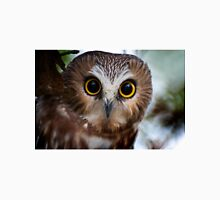 Northern Saw Whet Owl Portrait Unisex T-Shirt