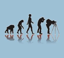 Reflexion Photographer Evolution Kids Tee