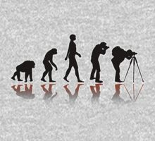 Reflexion Photographer Evolution Kids Clothes
