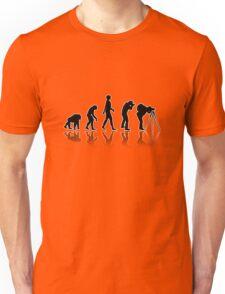 Reflexion Photographer Evolution Unisex T-Shirt