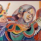 Folksingers by Sally Sargent
