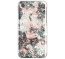 Classic Flower Colours iPhone Case/Skin