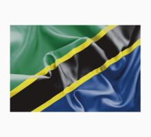Tanzania Flag Kids Clothes