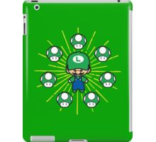 Green Plumber iPad Case/Skin