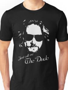 "Just Call Me ""The Dude"" 2nd Unisex T-Shirt"