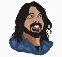 Dave Grohl - Foo Fighters - Legend - Nirvana Kids Clothes