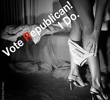 Vote Republican! 8 by Alex Preiss