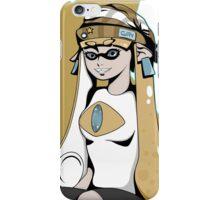 Splatoon/Pokemon - Jirachi Inkling Girl iPhone Case/Skin