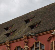 Historic Merchants' Hall, Freiburg Sticker