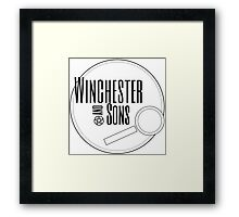 Winchester and Sons Framed Print