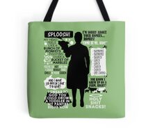 Archer - Pam Poovey Quotes Tote Bag