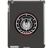 BSG & Caprica Nothing But The Rain iPad Case/Skin