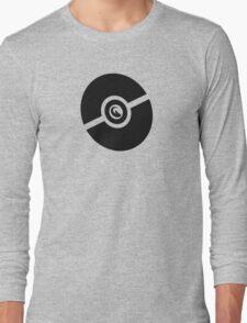 Pokemon Pokeball Dragon  Long Sleeve T-Shirt