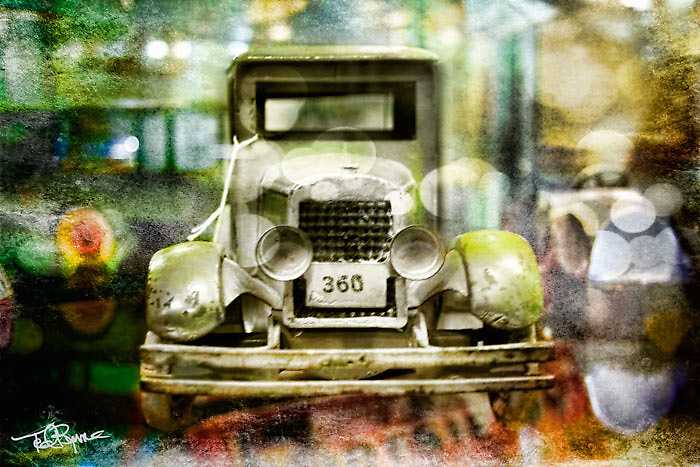 Truck by Ted Byrne