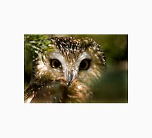 Northern Saw Whet Owl Unisex T-Shirt