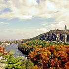 Sky top and Mohonk Mountain House by TomSpencer