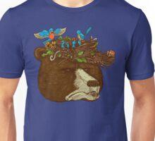 Mr Bears Nature Hat Unisex T-Shirt