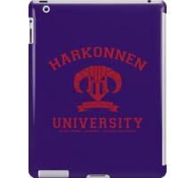Harkonnen University [Red] iPad Case/Skin