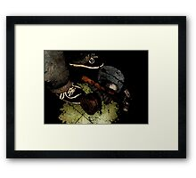 Leroy - Weapons Of War Framed Print