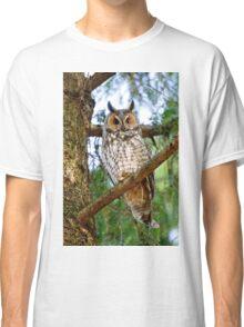 LEO - Long Eared Owl - Ottawa, Ontario Classic T-Shirt