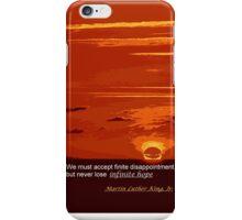 Infinite hope iPhone Case/Skin