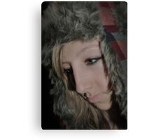 Lumberjack Hat Canvas Print